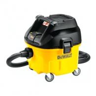 Прахосмукачка DEWALT DWV901L, 1400W, 4080л/мин, 30л