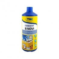 Противозамръзваща добавка TKK Cementol B NOVI, 1кг, ускорител на втвърдяване, с противозамръзващо действие