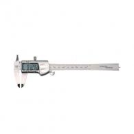 Шублер дигитален HEYCO 1807 150мм, ± 0.03, с дълбокомер, стопорен винт, неръждаема стомана