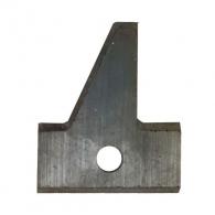 Сменяеми пластини CMT 25x29.8x2мм D2, HW, за режеща глава, к-кт 2бр