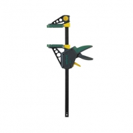 Стяга дърводелска автоматична WOLFCRAFT 100x915мм, стягане 0-915мм, разтягане 210-1175мм