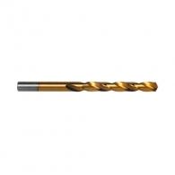 Свредло GUHRING 2.0х49/24мм, за метал, DIN338, HSS-TIN, цилиндрична опашка, ъгъл 118°