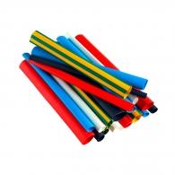 Връзка за кабел STEINEL ф4.8 - 9.5мм, свиваща се, комплект