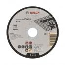 Диск карбофлексов BOSCH Rapido 125х1.0х22мм, за рязане на неръждаема стомана - small