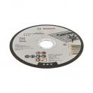 Диск карбофлексов BOSCH Rapido 125х1.0х22мм, за рязане на неръждаема стомана - small, 141321