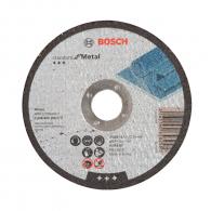 Диск карбофлексов BOSCH Standard 125х2.5х22.23мм, за рязане на метал