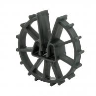 Фиксатор NIDEX Omega 25/4-12, кръгъл пластмасов за вертикална армировка