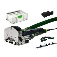 Фреза за дибли FESTOOL DF 500 Q-Plus Set, 420W, 25500об/мин, 4-10мм