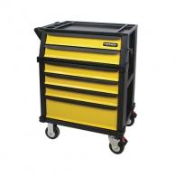 Количка за инструменти с чекмеджета TOPMASTER, с 6-чекмеджета, без инструменти, 785х475х785мм