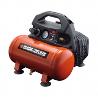 Компресор BLACK&DECKER BD 55/6, 6l, 8bar, 55 l/min, 0.3kW, 0.5hp, 230V