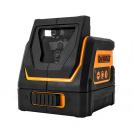 Линеен лазерен нивелир DEWALT DW0811, 2 лазерни линии, точност 4mm/10m, 30м, автоматично - small, 26448