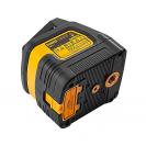 Линеен лазерен нивелир DEWALT DW0811, 2 лазерни линии, точност 4mm/10m, 30м, автоматично - small, 26449