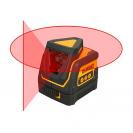 Линеен лазерен нивелир DEWALT DW0811, 2 лазерни линии, точност 4mm/10m, 30м, автоматично - small, 26450