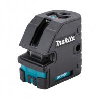 Линеен лазерен нивелир MAKITA SK103PZ, 2 лазерни линии, точност 3mm/10m, автоматично