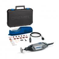 Шлайф прав DREMEL 3000-1/25 S/E, 130W, 10000-33000об/мин, ф0.8-3.2мм