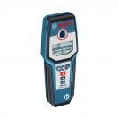 Скенер за стени BOSCH GMS 120, метал до 120мм, дърво до 38мм и проводници до 50мм  - small