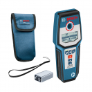 Скенер за стени BOSCH GMS 120, метал до 120мм, дърво до 38мм и проводници до 50мм  - small, 10353