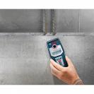 Скенер за стени BOSCH GMS 120, метал до 120мм, дърво до 38мм и проводници до 50мм  - small, 10355