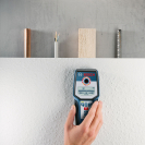 Скенер за стени BOSCH GMS 120, метал до 120мм, дърво до 38мм и проводници до 50мм  - small, 10356