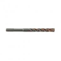 Свредло DEWALT EXTREME 10х210/150мм, за бетон, HM, 2 режещи ръба, SDS-plus