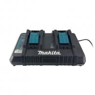 Зарядно устройство MAKITA DC18RD, 14.4-18V, Li-Ion, за две батерии