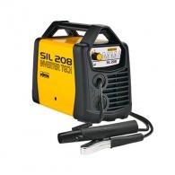 Заваръчен инверторен апарат DECA SIL 208, 10-80A, 230V, 1.6-2.5mm