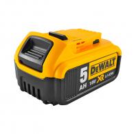 Батерия акумулаторна DEWALT XR DCB184, 18V, 5.0Ah, Li-Ion
