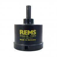 Държач на уред за отнемане на фаска REMS, за REG 10-42мм, < 300об/мин
