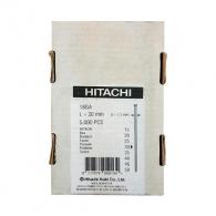 Гвоздей за такер HITACHI 30мм, тип 18GA, 5000бр./кутия