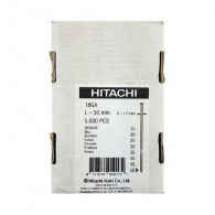 Гвоздей за такер HITACHI 50мм, тип 18GA, 5000бр./кутия