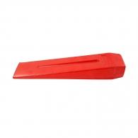 Клин за цепене на дърва ZBIROVIA 1.500кг, стоманен, червен