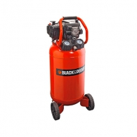 Компресор BLACK&DECKER BD 227/50V-NK, 50l, 10bar, 222 l/min, 1.5kW, 2.0hp, 230V