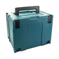 Куфар пластмасов MAKITA Makpac 4, доставя се без прегради и облицовки