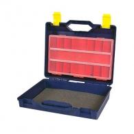 Куфар за инструменти TAYG 41, с органайзер, полипропилен, син