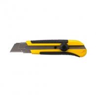 Макетен нож STANLEY 25x180мм, пластмасов корпус