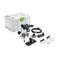 Оберфреза FESTOOL OF 1010 EBQ PLUS, 1010W, 10000-24000об/мин, ф8мм