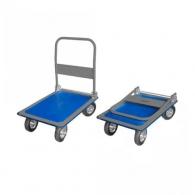Платформена количка ERBA, 300кг, 610х910мм, с надуваеми колела