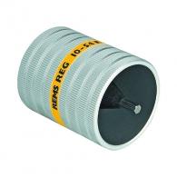 Уред за отнемане на фаска REMS REG 10-54 E, за неръждаема и други стомани, мед, месинг, алуминий, пластмаси тръби