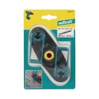 Водач за разпробиване WOLFCRAFT, за свредла с диаметър от 5 до 10мм