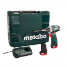 Акумулаторен винтоверт METABO POWERMAXX BS BASIC, 10.8V, 2.0Ah, Li-Ion, 34Nm - small, 109538
