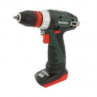Акумулаторен винтоверт METABO POWERMAXX BS QUICK PRO, 10.8V, 2.0+4.0Ah, Li-Ion, 34Nm