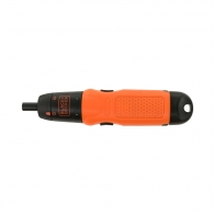 Акумулаторна отвертка BLACK&DECKER A7073 19части, 6V (4x1.5V), Ni-Cd, 2.9Nm, 1/4'