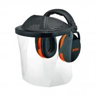 Антифон външен комплект с маска STIHL, SNR 30 dB, пластмаса