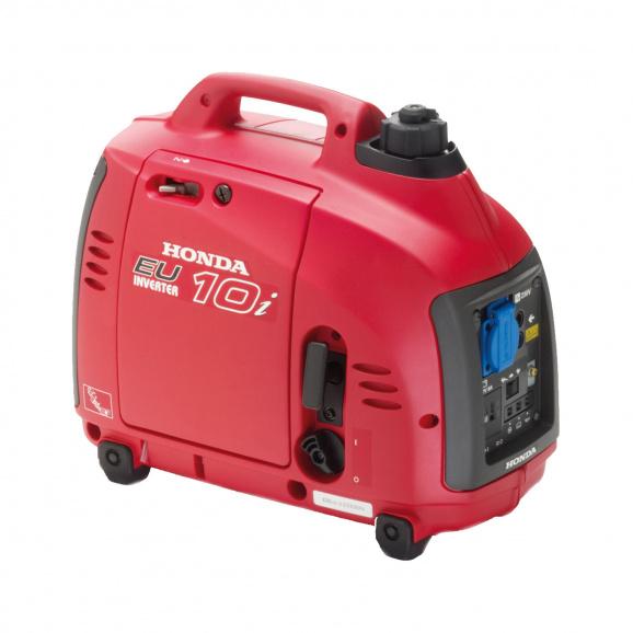 Генератор HONDA EU10IT1, 1.0kW, 230V, бензинов, монофазен, инверторен