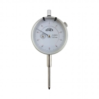 Индикатор часовник KINEX 0-30мм, D60мм, точност: 0.01мм, неръждаема стомана
