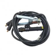 Кабели за заваръчен апарат DECA DC20 200A, 25мм2, кабел заваръчен 3.0м/заземяващ 2.0м