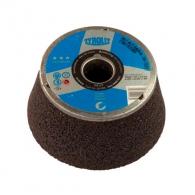 Камбанка TYROLIT C36 110x55x22.23мм, за метал, черен силициев карбид