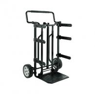 Количка за куфар DEWALT Toughsystem 150кг, 420х320мм, колела 216мм, стомана