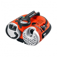 Компресор автомобилен BLACK&DECKER ASI500, 11bar, 13 l/min, 12V