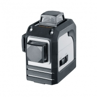 Линеен лазерен нивелир LASERLINER CompactPlane Laser 3D, 3 лазерни линии, точност 3.5mm/10m, автоматично
